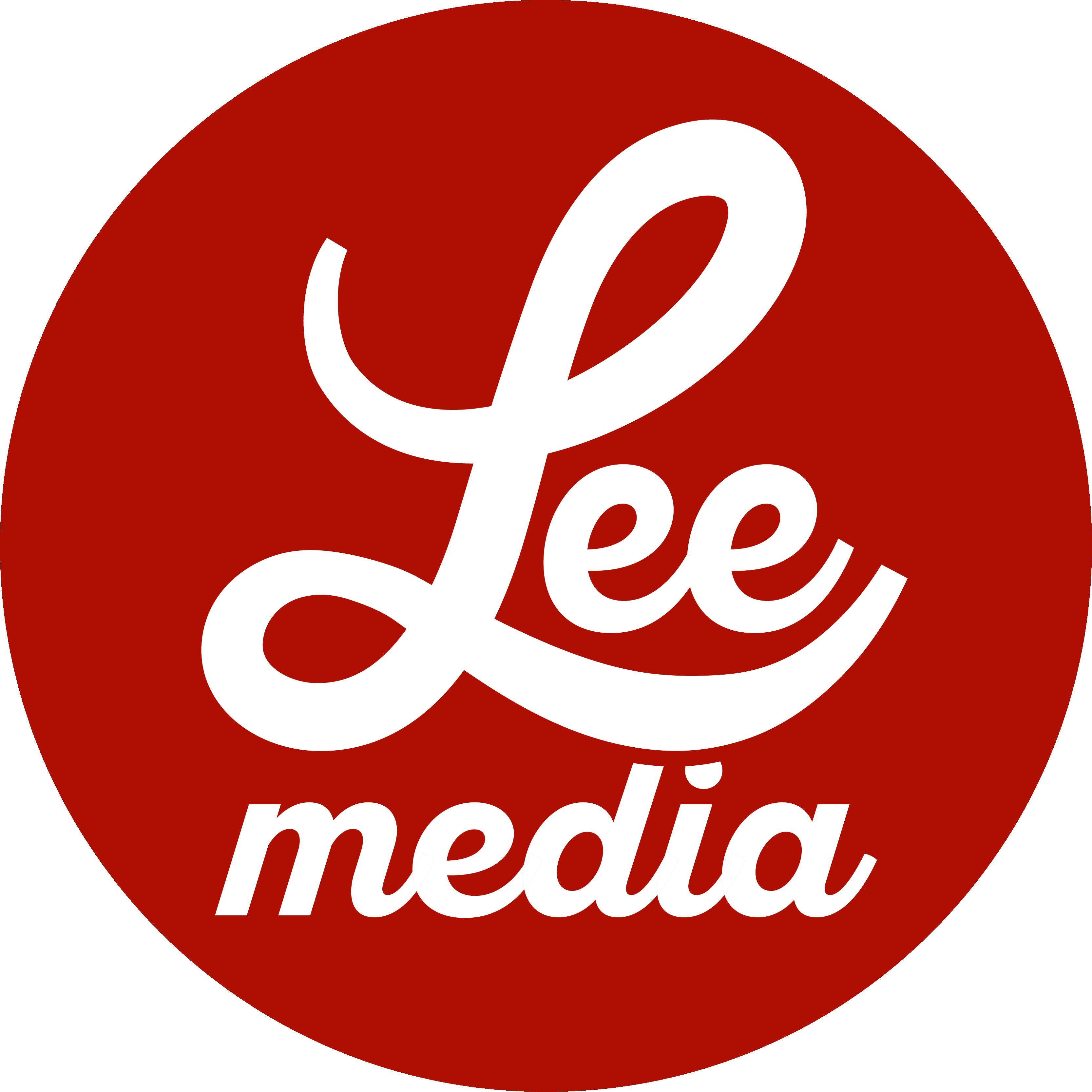 Lee Media Logo